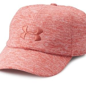 Under Armour Logo Red hat NWT